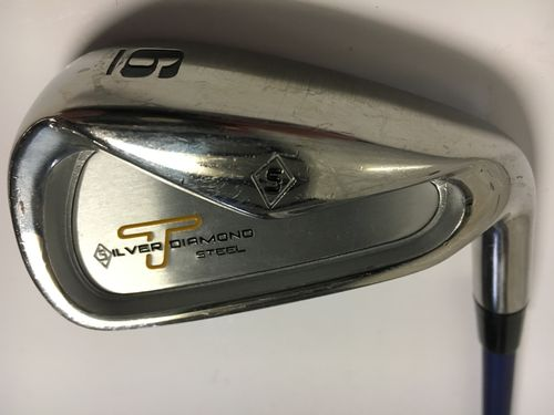 Alpha Silver Diamond T-Steel Demoeisen 6 Herren Spezialbau Pure Shaft R-Flex